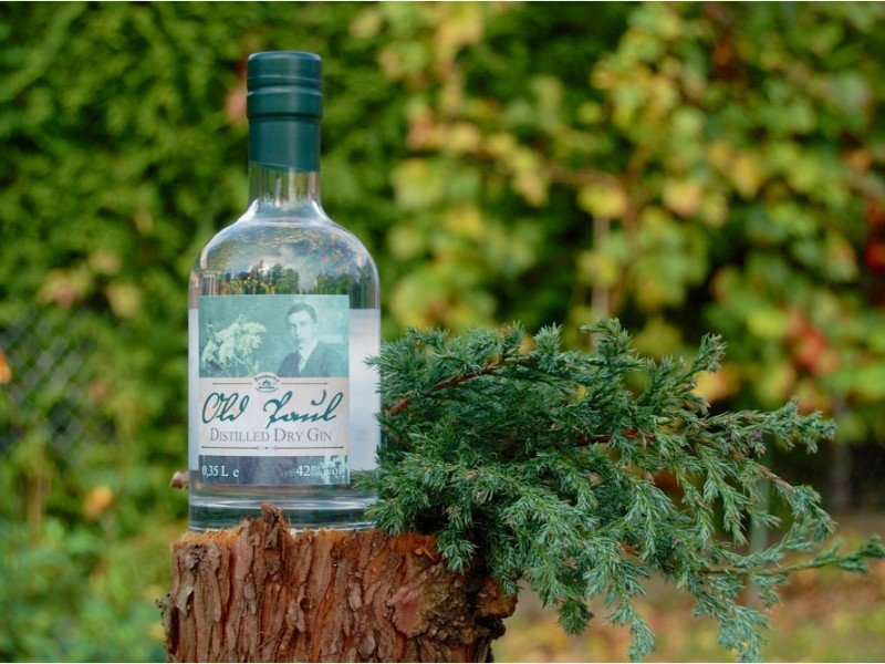 Old Paul Dry Gin
